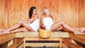 Сауна непомогает похудеть. Врачи развеяли популярный миф опользе финской бани