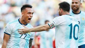 У Аргентины новый герой, протащивший сборную в полуфинал Копы к бразильцам. Нет, это не Месси