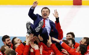 Что нетак спобедой хоккейной сборной России наОлимпиаде