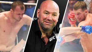 Бойцы из России в UFC. Кто попадет туда в 2021-м