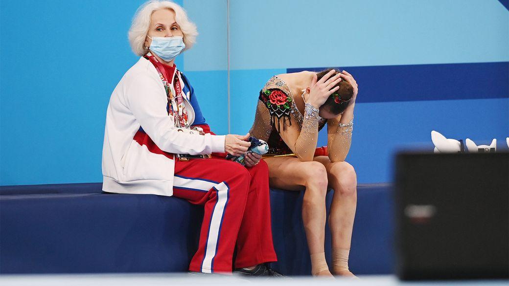 Российские гимнастки впервые с 1996 года не взяли золото в индивидуальном многоборье на Олимпийских играх