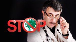 Доктор Комаровский— окоронавирусе: насколько опасен, чем отличается отгриппа, готовали медицина