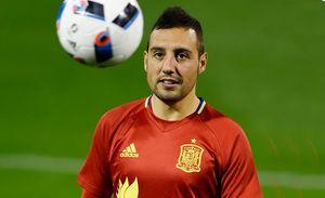 Касорла вызван в сборную Испании впервые c 2015 года