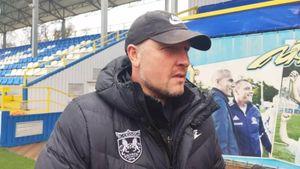 Главный тренер украинского клуба, напавший на арбитра, пожизненно отстранен от футбола