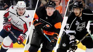 Самые большие контракты русских защитников в НХЛ. Проворов обогнал партнера Овечкина и всех легенд