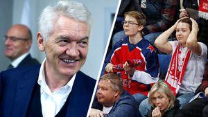 «Спартак» и ЦСКА снова будут играть на одной арене. За фанатов все решили олигархи из Питера