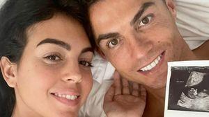 Роналду сообщил, что он и его невеста ждут двойню: фото