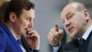 ЦСКА вместо Никитина мог возглавить другой тренер. Его назначение сорвали журналисты и Федоров