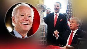 Как Овечкин уживется с новым президентом США? Обзор главных событий недели — новый выпуск «Борода ньюс»