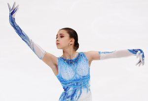 Леонова о свисте с трибун на Кубке России: «Фанаты поступили некрасиво, я бы поставила Валиевой даже больше баллов»