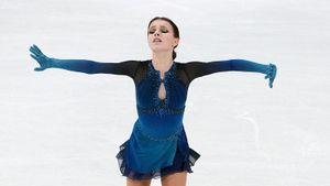 Щербакова выиграла короткую программу на чемпионате мира, Туктамышева — 3-я, Трусова — 12-я