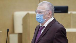 Жириновский: «Маски нужно носить везде без исключения. Только в России царит анархия в этом вопросе»