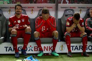 «Айнтрахт» вынес «Баварию» в финале Кубка Германии. И это не ошибка в заголовке