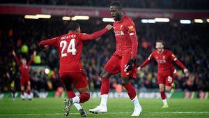 «Арсенал» и «Ливерпуль» устроили дикую перестрелку — 10 голов на двоих! И еще 9 в серии пенальти