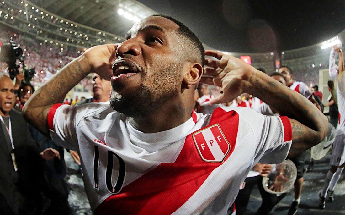 Сборная Перу разгромила Саудовскую Аравию втоварищеском матче