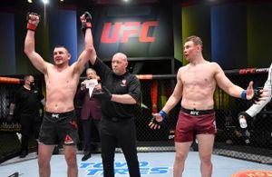 Русский боец из «Ахмата» проиграл в США. Американские фанаты считают, что Гришина засудили в UFC