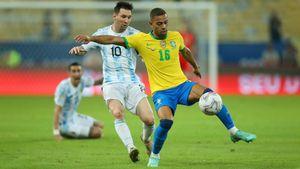 Ошибка одного игрока загубила Бразилии финал, где она доминировала. Что надо знать о Лоди, подарившем гол Ди Марии