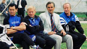 «Зенит» составил символическую сборную тренеров по числу матчей во главе команды