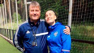 «Отец отсидел за ограбления и убийства». Российская футболистка рассказала о детстве в Ангарске