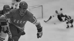 Знаменитый гол советского хоккеиста Харламова. 45 лет назад он забросил «золотую» шайбу в финале Олимпиады: видео