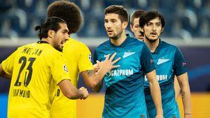 Витсель прибил «Зенит», фанаты снова освистали Дзюбу. Что окружало последний матч питерцев в Лиге чемпионов