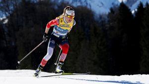 Йохауг выиграла индивидуальную гонку на чемпионате мира, Сорина стала 5-й