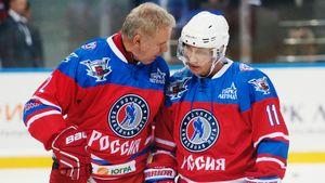 Фетисов вступился заклуб, который могут выгнать изКХЛ. Кажется, уВладивостока появилась крыша