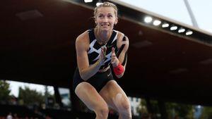 Невероятная русская спортсменка взяла реванш за Олимпиаду. На самом денежном старте сезона она покорила 5 метров