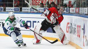 В России подвинули ворота, в Америке будут чаще смотреть видео. КХЛ и НХЛ изменили правила