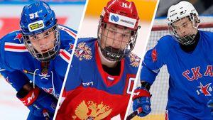 Таланты из системы СКА и лучший русский защитник Чайка. Кого из россиян выберут на драфте НХЛ-2021