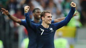 Гол Гризманна принес Франции победу над Боснией, Украина и Казахстан сыграли вничью