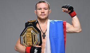 «Остров Яна». Новый русский чемпион UFC выложил фото с поясом