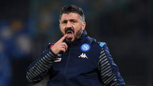 Гаттузо провалил дебют вНеаполе ипожаловался напсихологию. Хотя возглавил клуб после победы 4:0