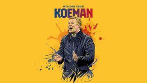 «Барселона» провела официальную презентацию Кумана в качестве главного тренера: видео