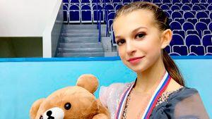 Русская фигуристка Шаботова будет выступать за Украину. Она говорила о допинге в группе Тутберидзе