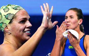 Русские красавицы Ефимова и Фесикова — главные звезды ЧЕ по плаванию. Им нет равных