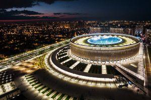 Болельщики признали стадион «Краснодар» лучшим в РПЛ