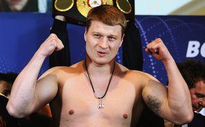 Поветкин победил Руденко поочкам