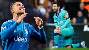 Месси запрошлый сезон заработал 131 миллион евро. Криштиану— меньше на13млн