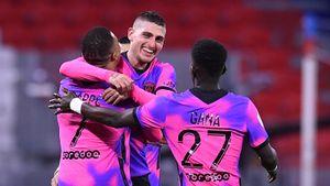 «ПСЖ» победил «Лион» и вышел на 1-е место в чемпионате Франции