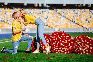 Невесту Зинченко назвали причиной спада вего игре: «Голова другим забита. Девушка-то яркая»