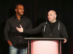 Джон Джонс ответил президенту UFC Уайту: «Не будь лжецом. Я точно не просил $ 30 млн»