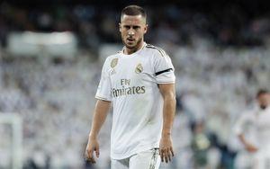 Азар не включен в заявку «Реала» на матч 1/4 финала Лиги чемпионов с «Ливерпулем»