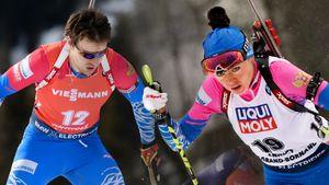 Елисеев и Куклина не попали в цветы, Норвегия — выиграла. Сингл-микст на ЧМ. Как это было