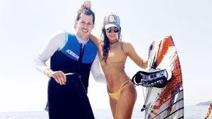 «Это были волшебные каникулы». Жена Малкина поблагодарила хоккеиста за праздничное путешествие