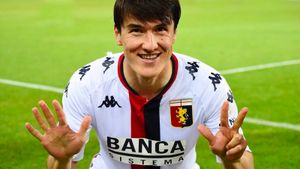 Лучший игрок из РПЛ в Италии — Шомуродов. Он провел сезон мощнее Миранчука и помог «Дженоа» избежать вылета