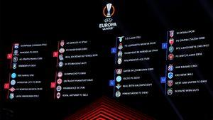 Стали известны составы групп в Лиге Европы-2021/22