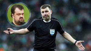 Уткин: «КДК покрыл ложь Вилкова и выпустил судью-обманщика работать дальше»