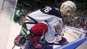 Из шахтерского городка — в НХЛ. Русский форвард Чибисов попробует покорить Канаду