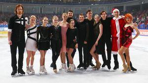 Объявлен состав сборной России по фигурному катанию на чемпионат мира в Стокгольме
